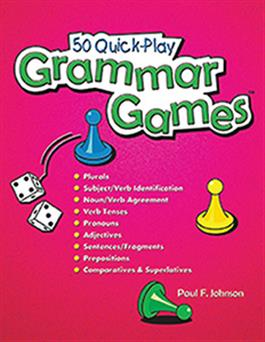 50 Quick-Play Grammar Games