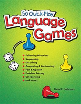 50 Quick-Play Language Games