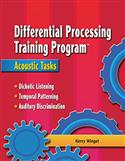 Differential Processing Training Program: Acoustic Tasks