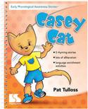 Early Phonological Awareness Stories: Casey Cat
