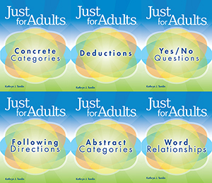 Just for Adults: 6-Book Set