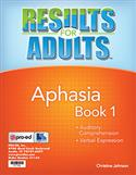 Results for Adults Aphasia Book 1