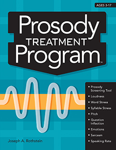 Prosody Treatment Program