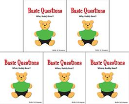 Autism & PDD Basic Questions 5-Book Set