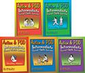 Autism & PDD Intermediate Social Skills Lessons: 5-Book Set