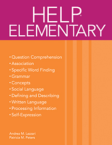 Handbook of Exercises for Language Processing HELP® Elementary