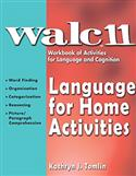 WALC 11 Language for Home Activities