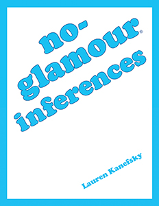 No-Glamour® Inferences