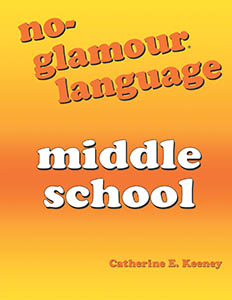 No-Glamour® Language-Middle School