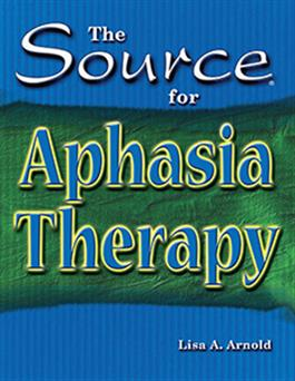 The Source® for Aphasia Therapy