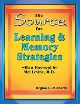 The Source® for Learning & Memory Strategies