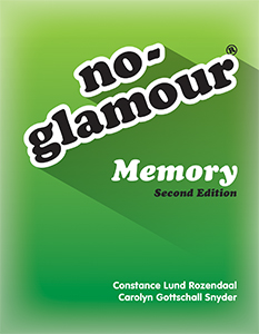 No-Glamour® Memory-Second Edition