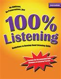 100%® Listening Intermediate E-Book