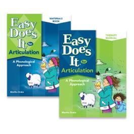 Easy Does It® for Articulation: A Phonological Approach–E-Book