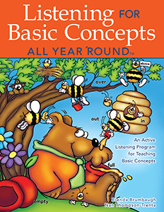 Listening for Basic Concepts All Year 'Round E-Book