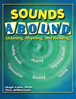 Sounds Abound: Listening, Rhyming, and Reading E-Book