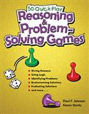 50 Quick-Play Reasoning & Problem-Solving Games E-Book