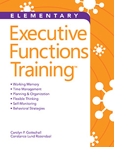 Executive Functions Training-Elementary-E-Book