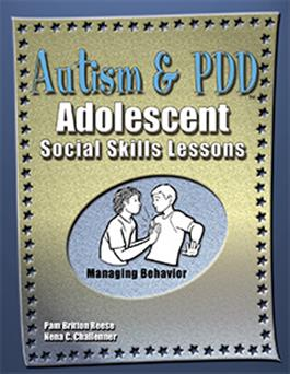 The Lessons Of Autism History >> Autism Pdd Adolescent Social Skills Lessons Managing Behavior E