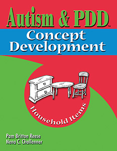 Autism & PDD Concept Development: Household Items–E-Book