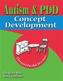Autism & PDD Concept Development: Household Items-E-Book