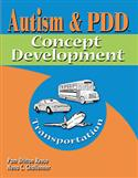 Autism & PDD Concept Development: Transportation–E-Book