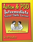 Autism & PDD Intermediate Social Skills Lessons: Communication-E-Book