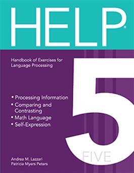 Handbook of Exercises for Language Processing HELP® 5 E-Book