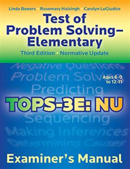 TOPS-3E:NU Examiner's Manual