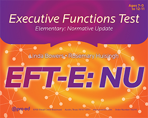 EFT-E: NU: Executive Functions Test–Elementary: Normative Update