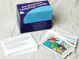 No-Glamour® Language Cards