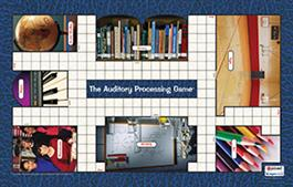 The Auditory Processing Game