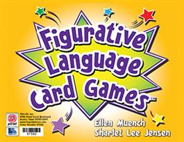 Figurative Language Card Games
