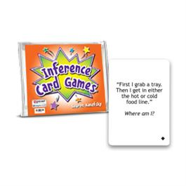 Inference Card Games