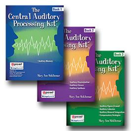 The Central Auditory Processing Kit