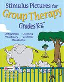 Stimulus Pictures for Group Therapy Grades K-2