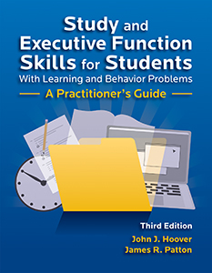 Study and Executive Function Skills for Students with Learning and Behavior Problems, Third Edition