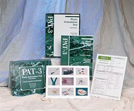 PAT-3: Photo Articulation Test–Third Edition KIT Barbara A