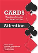 CARDS: Cognition, Attention, and Recall Drill Set—Attention