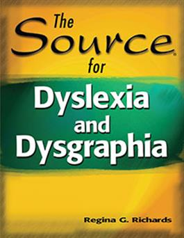 The Source® for Dyslexia and Dysgraphia