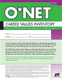 O*NET Career Values Inventory–Third Edition (25)