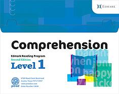 Printables Edmark Reading Program Worksheets pro ed inc edmark reading program level 1 second edition comprehension