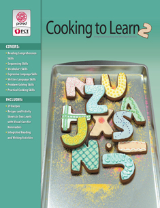 Cooking To Learn 2 Integrated Reading And Writing Activities