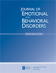 Journal of Emotional and Behavioral Disorders