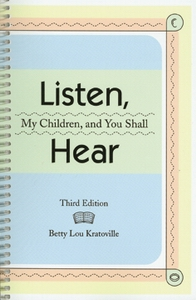 listen and you shall hear an Although research continues to emphasize the importance of good listening comprehension skills as the foundation for strong oral and written language, listening.