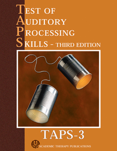 Test of Auditory Processing Skills (TAPS-3)