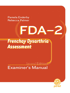 frenchay dysarthria assessment form pdf