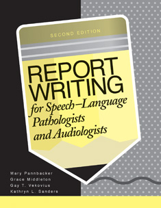 Audiology and Speech Pathology thesis report example
